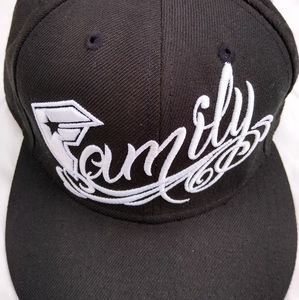 Famous Stars & Straps Fitted Hat